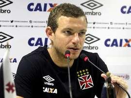 Marcelo Mattos - Vasco. Goal