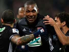 Lyon l'a emporté. Goal