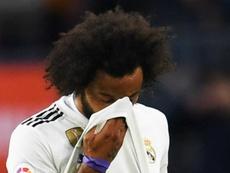 Marcelo Real Madrid 2018-19. Goal