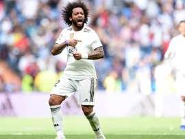 Marcelo, Real Madrid.