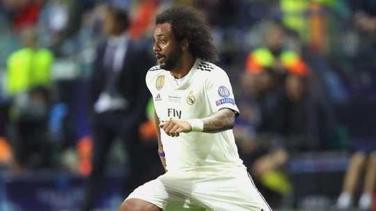 Marcelo considère que le Real a un bon effectif. Goal