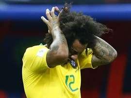 Marcelo ainda pensa na convocatória para a seleção. Goal