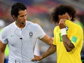 Pas de chance pour Marcelo. Goal