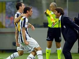Marchisio sul probabile arrivo di Conte all'Inter. Goal