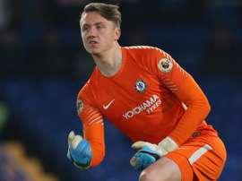 Bulka has joined PSG from Chelsea. GOAL