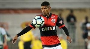 O reencontro entre Flamengo e Márcio Araújo. GOAL