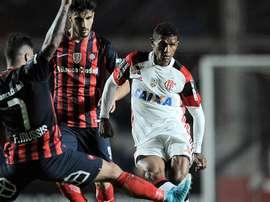 Má exibição dita 'adeus' do Flamengo à Libertadores. Goal