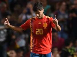 Marco Asensio could become a legend, according to Alvaro Odriozola. GOAL