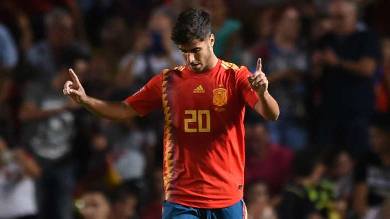 Marco Asensio could become a legend, according to Alvaro Odriozola. GOAL