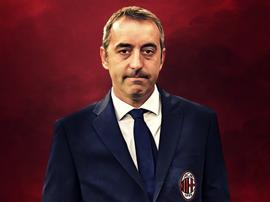 Giampaolo trattiene Suso. Goal