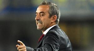 Giampaolo commenta l'1-0 del Milan sul campo del Verona