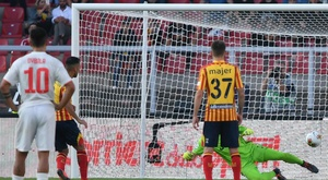 Lecce, Liverani fa chiarezza sul rigorista. Goal