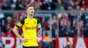 Outro vice pra o Dortmund. AFP