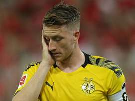 Reus has been left out of the Dortmund squad due to illness. GOAL