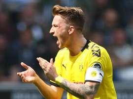 Dortmund play Schalke. GOAL