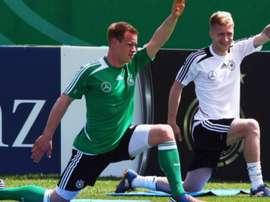 Ter Stegen deixa elogios a Reus. Goal