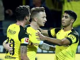 Dortmund retrouve le sourire cette saison. Goal