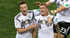 Reus et Kroos manqueront à l'appel. Goal