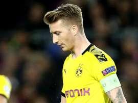 Dortmund lacking luck - Reus