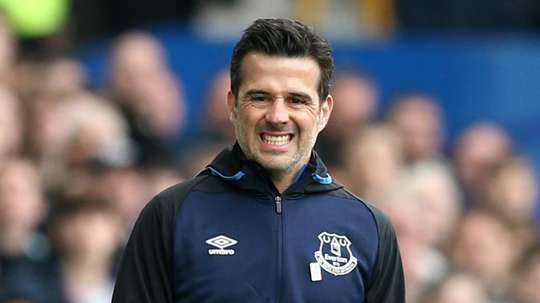 Marco Silva gears up for his next game. GOAL