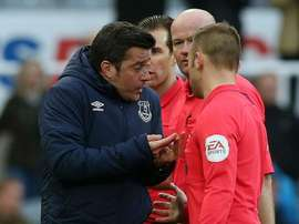 Marco Silva has been punished for his outburst. GOAL