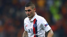 Verratti is set to play at Real Madrid after a knee problem. GOAL