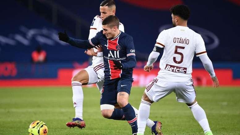 Verratti ménagé à Montpellier, Sarabia et Icardi absents aussi. Goal