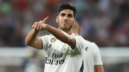 Marco Asensio feels undervalued at the Bernabeu. GOAL