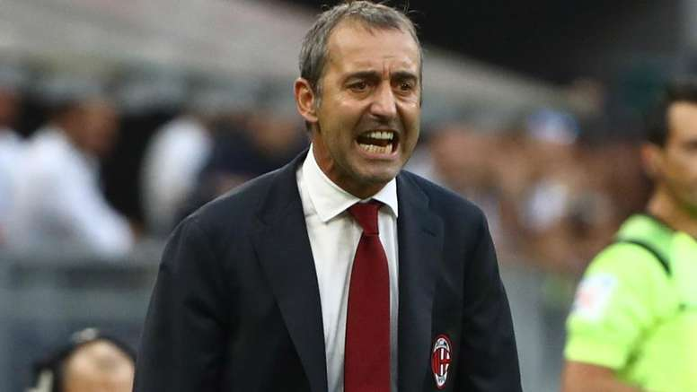Giampaolo defends Piatek decision as Milan boss tells Paqueta to be 'little less Brazilian'
