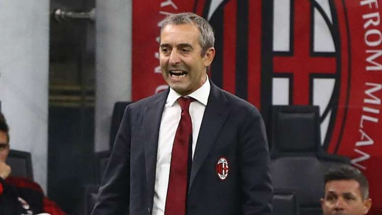 AC Milan sack Giampaolo after just seven games. GOAL