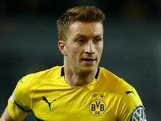 The forward missed his side's 3-3 draw with Hoffenheim at the weekend. GOAL