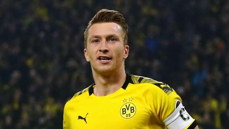 Reus on the bench but Sancho starts for Borussia Dortmund in Der Klassiker. GOAL