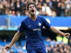 Chelsea assure l'essentiel. AFP