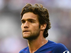 Marcos Alonso has been in the form of his career at Chelsea. GOAL