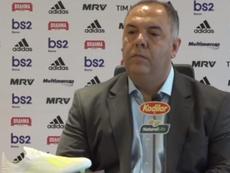 Marcos Braz nega problema do grupo com Domènec. EFE