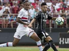 Gabriel irrita torcida do São Paulo. Goal