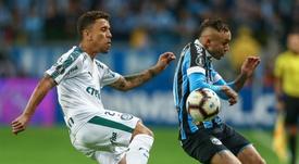Duelo entre Marcos Rocha e Cebolinha personifica duelo. Goal