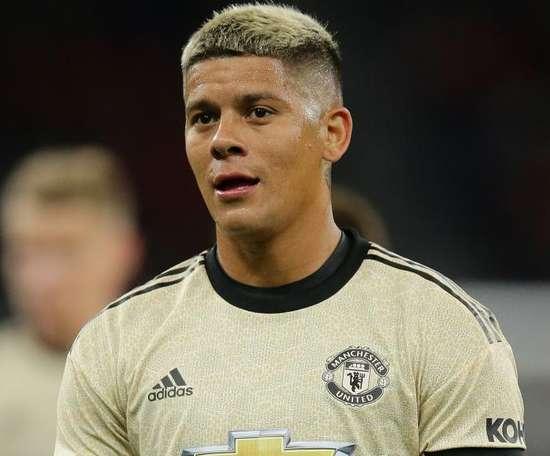 Il Manchester United scarica Rojo. Goal