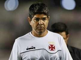 Técnico interino do Vasco lamenta derrota para o Atlético-MG
