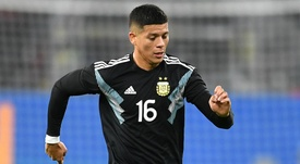 Argentina without Rojo and Pereyra