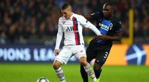 Tuchel: PSG missing Verratti. GOAL