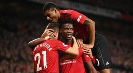 Pogba hopeful for United's academy future. GOAL