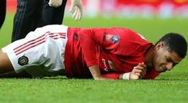 Rashford facing 'weeks' out in huge blow to Man Utd. GOAL
