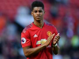 Rashford wants to play in multiple positions upfront this season. GOAL