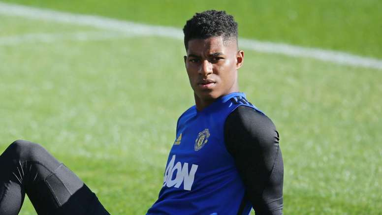 Marcus Rashford support's Solskjaer's actions as a manager. GOAL