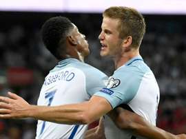 Dier has tipped Rashford to shine at the World Cup. GOAL