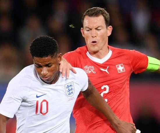 Rashford offre la victoire à l'Angleterre. Goal