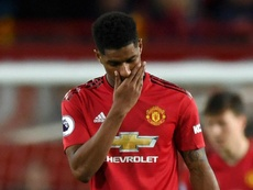 Rashford: We did not play like Manchester United.