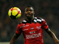 Marcus Thuram has moved to Gladbach after impressive displays at Guingamp. GOAL