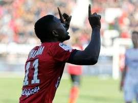 Guingamp veut faire appel pour Marcus Thuram. Goal